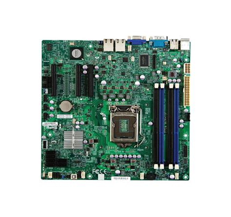 Pch Core - mbd x9scl f b supermicro computer system board for server