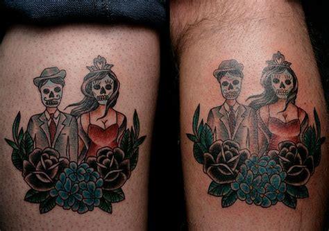 tattoos couples tumblr on