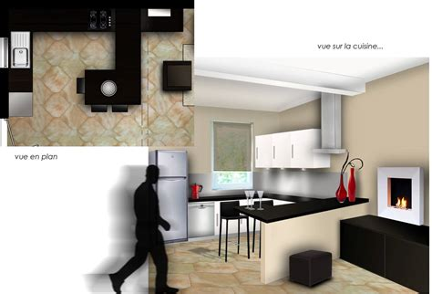 Decoration Salon Avec Cuisine Ouverte 2079 by Decoration Salon Cuisine Ouverte Awesome Free Idee Deco