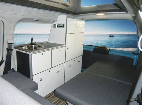 die messeneuheit reimos minicamper auf vw caddy maxi