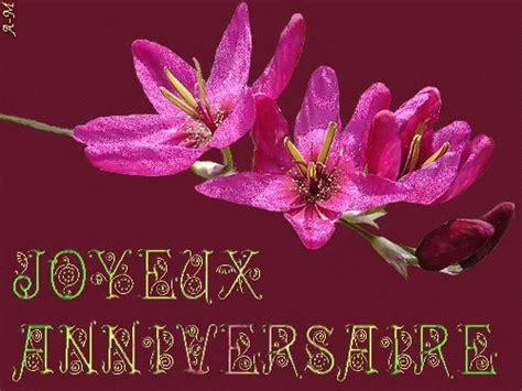 Violette Top Z By Lotuz joyeux anniversaire fleurs gif anim 233 15 gif images