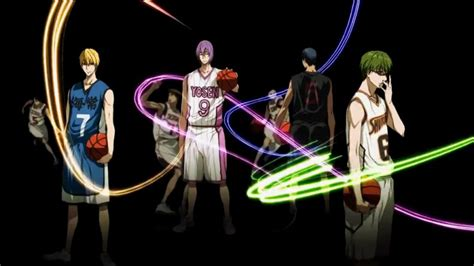 Kumpulan Brosur Kuroku Basket kuroko no basket season 3 barisan pembaca