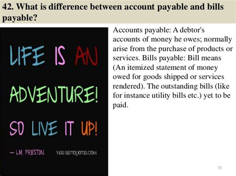 105 accounts payable questions and answers