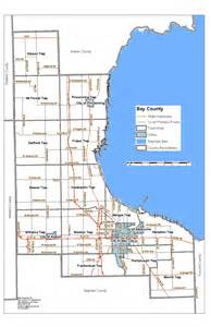 map of bay county florida bay county the official bay county michigan government