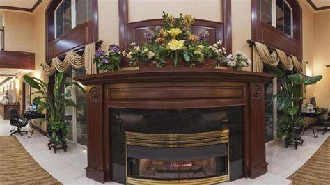 Fireplace Restaurant Asheville by Inn Express Hotel Suites Asheville Biltmore