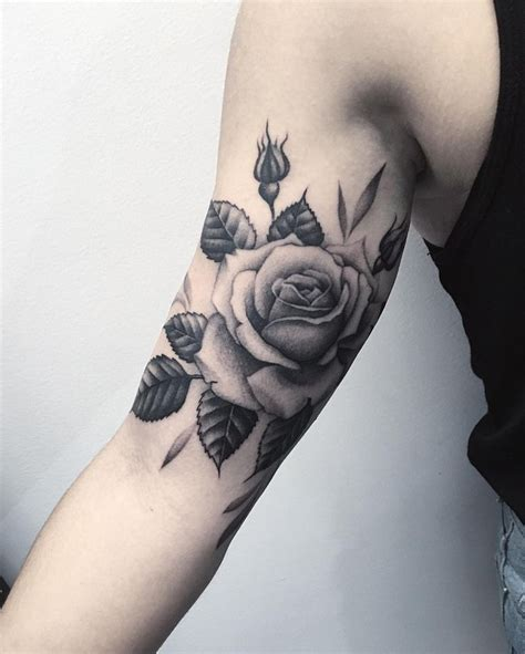 inner arm rose tattoo best 20 sleeve tattoos ideas on