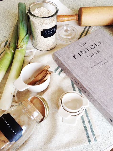 the kinfolk table a busy few weeks marley and lockyer