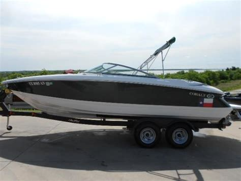 cobalt boats for sale in texas cobalt boats for sale in valley view texas
