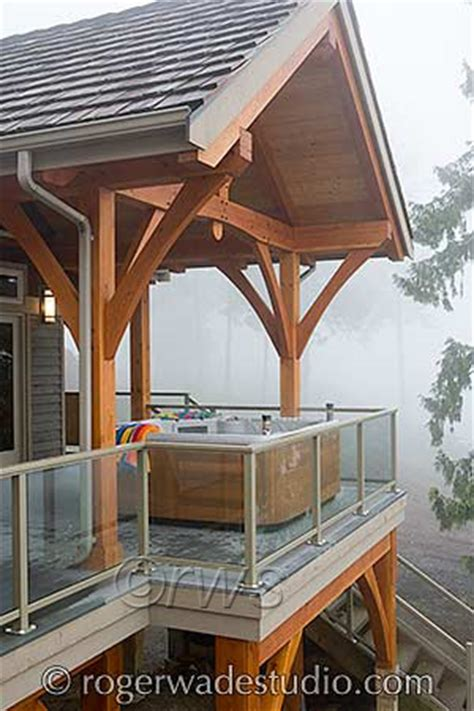 Front Porch Decorating Ideas Timber Frame Home Design Log Home Pictures Log Home