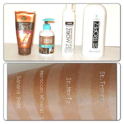 banana boat self tanner spray reviews the dark side tan pinterest dark spot remover