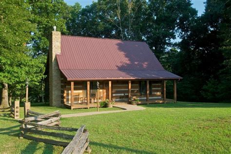 Cottage Rentals In Indiana by Log Cabin Rental Near Nashville Indiana In Brown County In