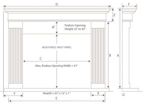 fireplace mantel codes clearance builder series fireplace mantel