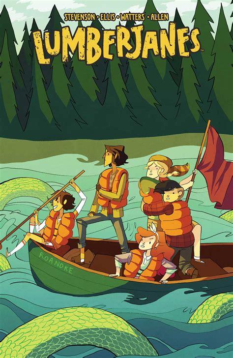 lumberjanes vol 3 book by shannon watters noelle
