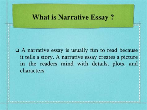 Narrative Essay On Education by Difference Between Narrative Essay And Descriptive Essay The Differences Between A Reflective
