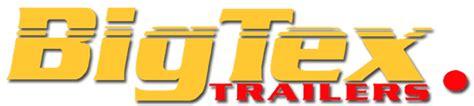 Big Tex Trailer Stickers