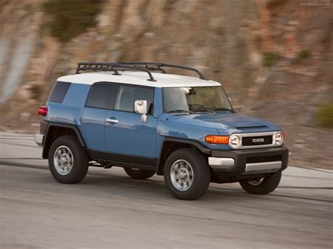 2012 Toyota Fj Cruiser Toyota Fj Cruiser 2012 Car Wallpaper 21 Of 60