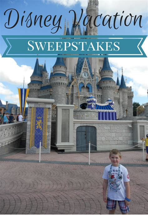 Disney Vacation Giveaway - list of disney vacation sweepstakes to enter march 2017 saving toward a better life