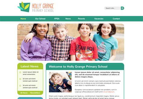School Website Templates The School Website Design Blog Friendly Website Templates