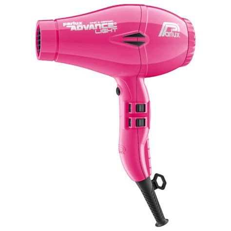 Hair Dryer Light parlux advance light ceramic ionic hair dryer pink free shipping lookfantastic