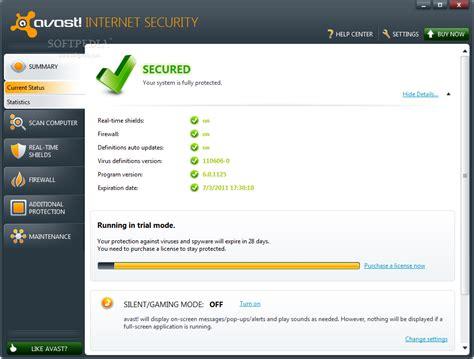 avast security 6