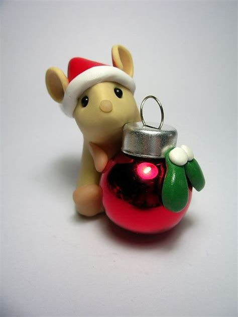 images of christmas mouse christmas mouse so cute polymer clay ideas sculpey