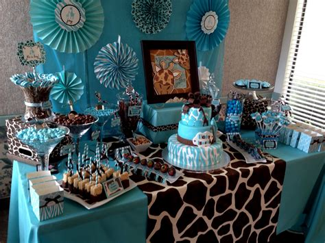 giraffe themed baby shower decorations giraffe baby shower ideas baby ideas