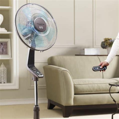 oscillating fan with remote rowenta fan oscillating fan with remote standing