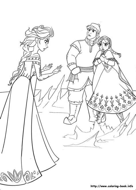 Frozen Bojanke Bojanke Za Printanje Za Djecu Disney Frozen Coloring Pages Free