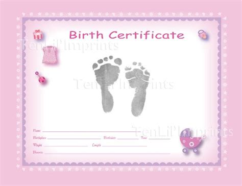 full birth certificate not extract meaning blank girl birth certificate www pixshark com images
