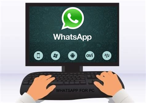 whatsapp for pc how to use whatsapp from pc android users technofall