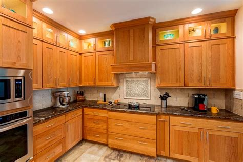 craftsman cabinets kitchen craftsman kitchen with european cabinets complex granite counters zillow digs zillow