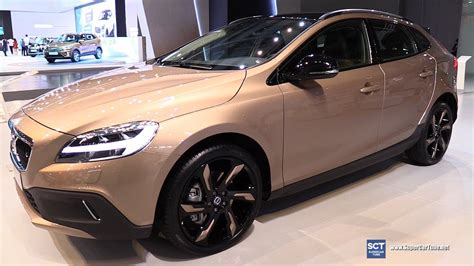 volvo   cross country exterior  interior walkaround  moscow automobile