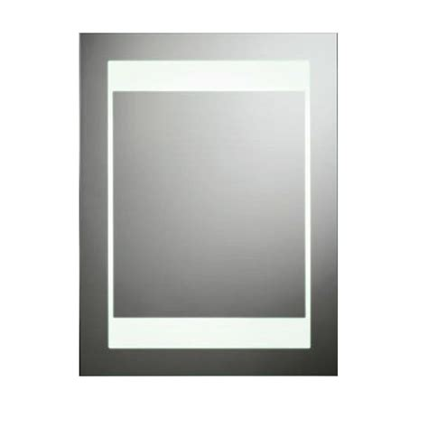 Bathroom Mirrors Qs Tavistock Mood Back Lit Bathroom Mirror 450mm X 700mm Sbl14