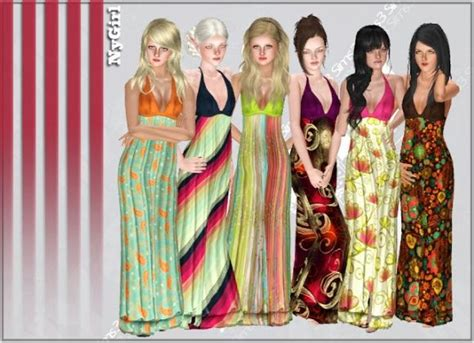 Gamis Ruby Maxy Clothes 17 best images about sims 3 on bath works