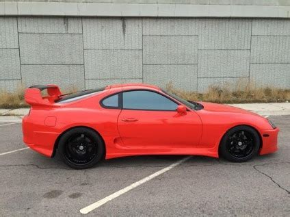 Cheap 300 Hp Cars by 1988 Toyota Supra Turbo Mk3 300 Hp For Sale Chicago