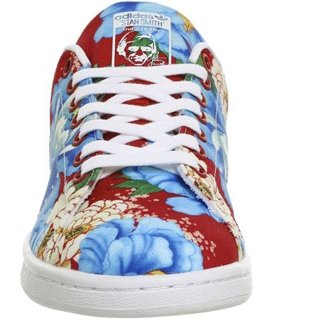 flower pattern trainers 17 best ideas about stan smith red on pinterest adidas