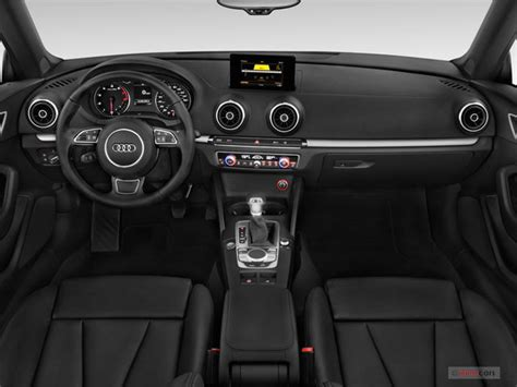 Audi A3 Interior 2015 by 2015 Audi A3 Specs And Features U S News World Report