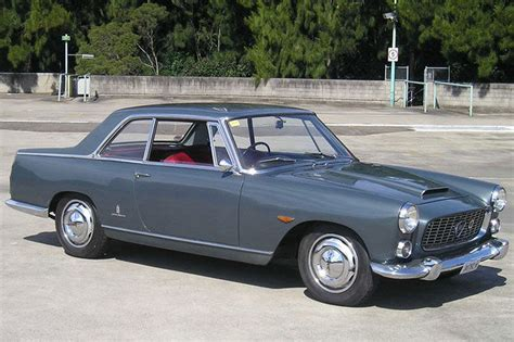 lancia flaminia 3b pininfarina coupe auctions lot 12