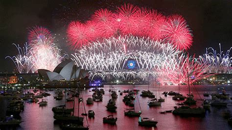 when does new year start in australia australia leads world in new year s