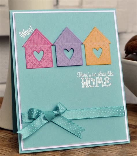 Handmade New Home Cards - 17 best images about cards new home on