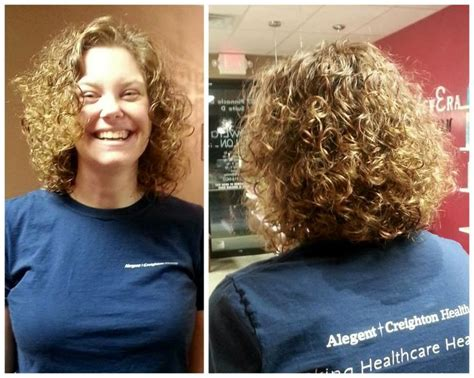 hair salons that do perms spiral perm colors cuts and styles pinterest curls