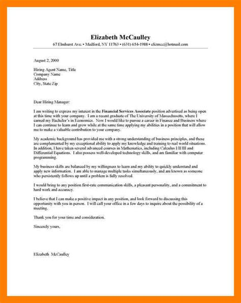 8 business cover letters mla cover page