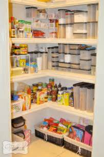 Corner Kitchen Cabinet Organization Ideas organising pantry the organised housewife
