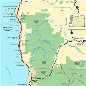southern oregon map map of northern california oregon coast pictures to pin on