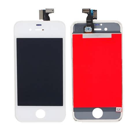 Apple Lcdtouchscreen Iphone 55g5c Original ansamblu display touchscreen apple iphone 4s alb white