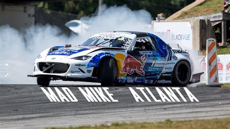 mad mike mad mike formula drift round 2 atlanta ga 2016 youtube