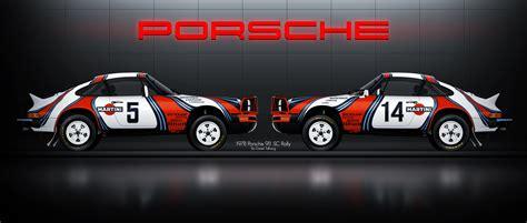 rally porsche 911 1978 porsche 911 sc safari rally car by danieltalhaug on