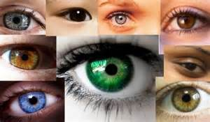 most uncommon eye color rarest eye color in humans