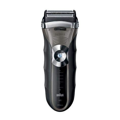 electric shaver is better than a razor for in grown hair braun 3series 390cc 4 shaver review