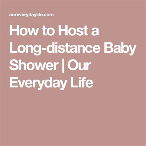 How To Host Baby Shower by Best 25 Baby Shower Ideas On Kenna